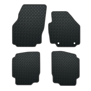 Ford Mondeo Oval Clip (2007-2012) Rubber Mats
