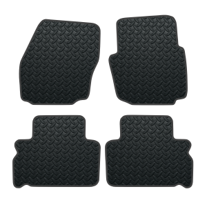 Ford S Max (2006 -Present) Rubber Mats