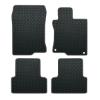 Honda Accord Auto/Manual (2008-Present) Rubber Mats