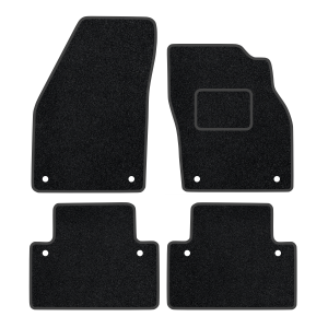 Volvo C30 Manual With Clips (2006-2013) Carpet Mats
