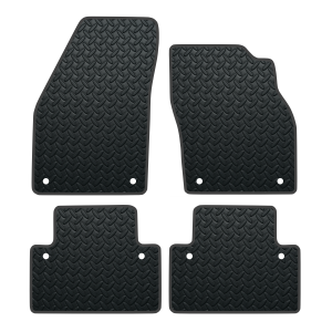 Volvo C30 Manual With Clips (2006-2013) Rubber Mats