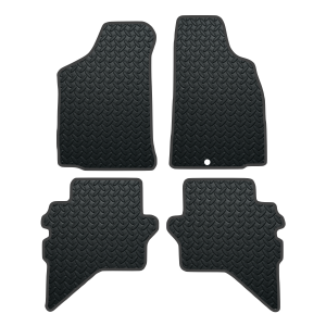 Ford Ranger Double Cab (1999-2006) Rubber Mats