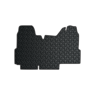 Ford Transit 1 Pce Front With Gear Stick (2000-2006) Rubber Van Mats