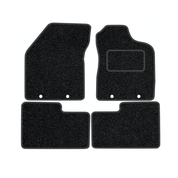 Alfa Romeo Giulietta Manual (2010-2014) Carpet Mats