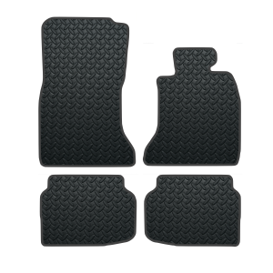 Bmw Fo1/Fo2 7 Series (2009-2015) Rubber Mats