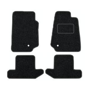 Jeep Wrangler 2 Door (2007-2018) Carpet Mats