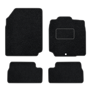 Nissan Micra With Oem Clip (2008-2010) Carpet Mats