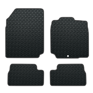 Nissan Micra With Oem Clip (2008-2010) Rubber Mats