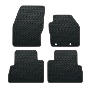 Ford C Max Oval Clip (2011-2013) Rubber Mats