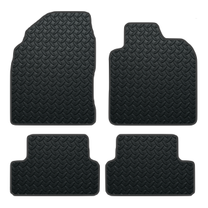 Nissan Qashqai 5 Seat (2010-2013) Rubber Mats
