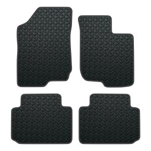Kia Carens Manual 5 Seat (2007-2012) Rubber Mats