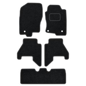 Nissan Pathfinder 7 Seat (2010-Present) Carpet Mats