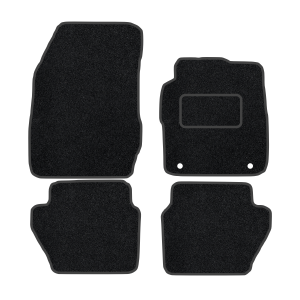 Ford Fiesta Mk7 With New Fixing System (2011-2017) Carpet Mats