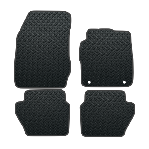 Ford Fiesta Mk7 With New Fixing System (2011-2017) Rubber Mats