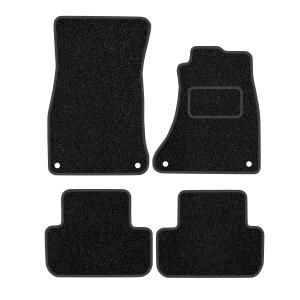 Audi A4 Passenger Fixings (2008-2015) Carpet Mats