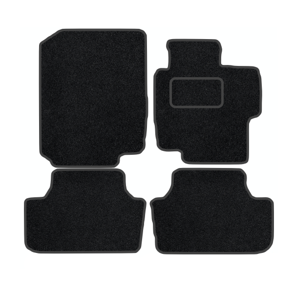 Honda Accord Manual (2004-2008) Carpet Mats