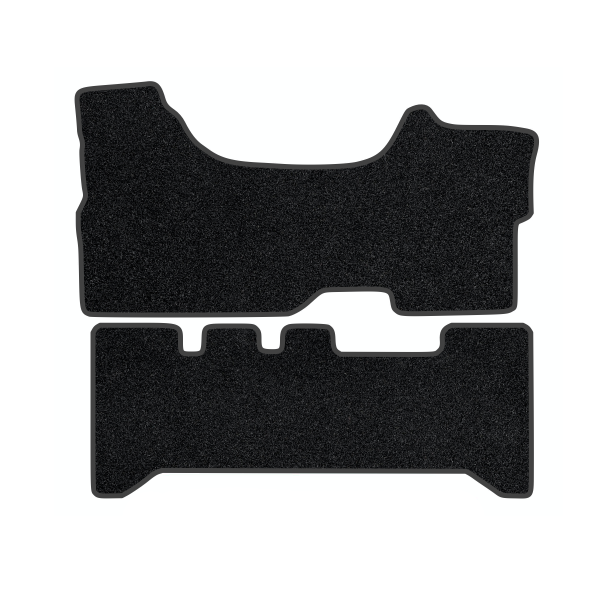 Iveco Daily With Crew Cab (2006-2011) Carpet Truck Mats