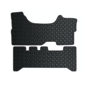 Iveco Daily With Crew Cab (2006-2011) Rubber Truck Mats
