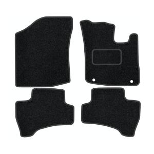 Citroen C1 2 Clips (2012-2014) Carpet Mats
