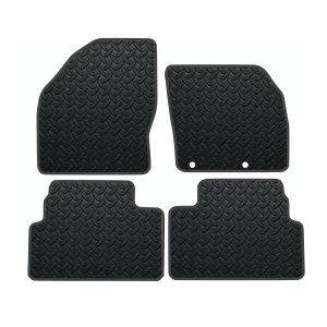 Ford Kuga With Oval Oem Hole Locations (2008-2012) Rubber Mats