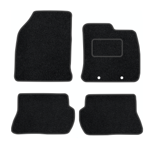 Ford Fiesta Mk6 With Oem Hole Locations (2002-2008) Carpet Mats