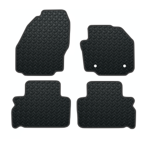 Ford S Max With New Ford Clip (2011-2015) Rubber Mats