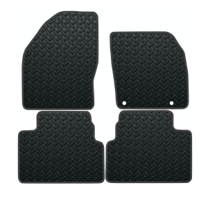 Ford Kuga With New Ford Clip (2012-2013) Rubber Mats