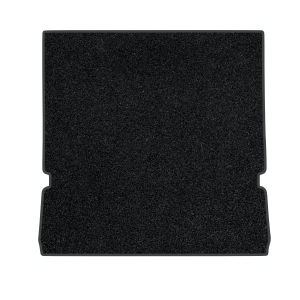 Ford S Max When 5 Seats Are Used (2006-2015) Carpet Boot Mat