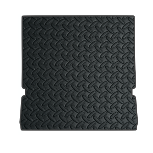 Ford S Max When 5 Seats Are Used (2006-2015) Rubber Boot Mat