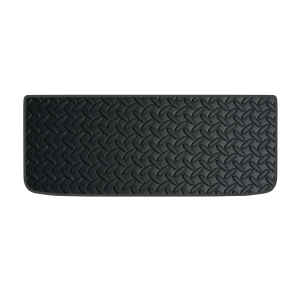Ford S Max When 7 Seats Are Used (2006-2015) Rubber Boot Mat