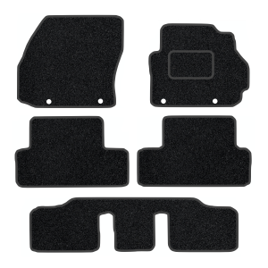 Mazda 5 5 Pce With Fixings (2011-Present) Carpet Mats