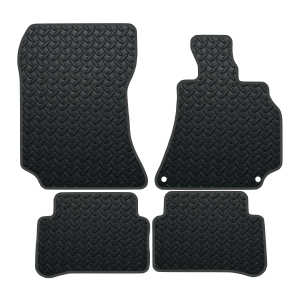 Mercedes Cls Estate With Shooting Brake (2012-Present) Rubber Mats