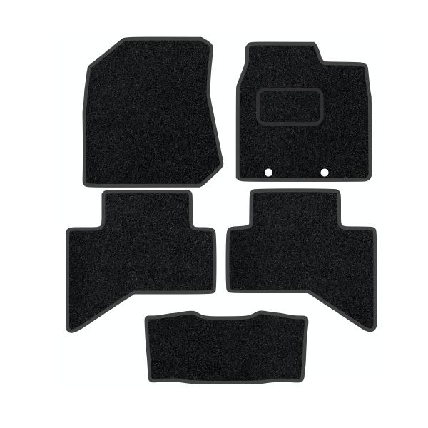 Isuzu D-Max (2011-Present) Carpet Mats