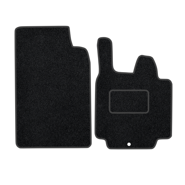 Smart For Two 2 Pce (2007-2014) Carpet Mats