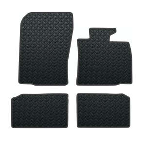 Mini R60 Countryman With Velcro Fixing (2010-2016) Rubber Mats