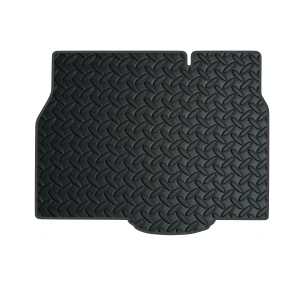 Vauxhall Astra Coupe (2004-2009) Rubber Boot Mat