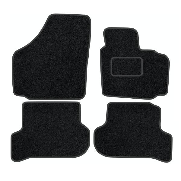 Seat Altea Xl Oval Clips (2006-Present) Carpet Mats