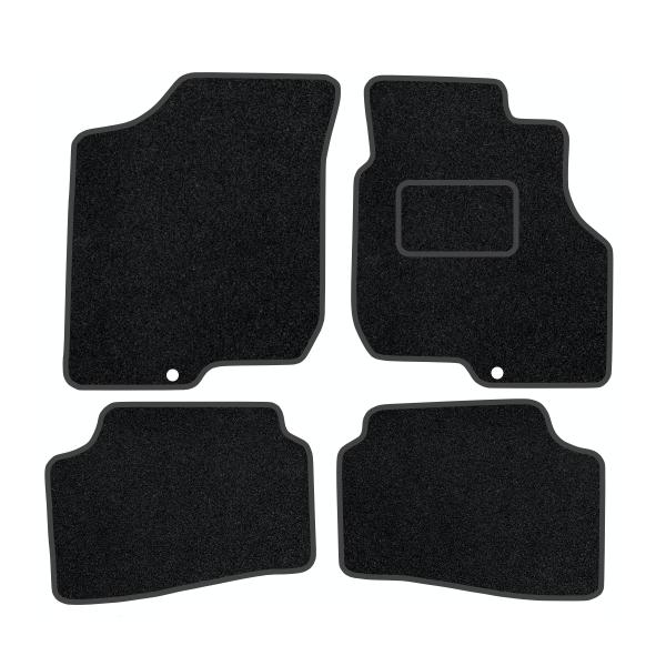 Kia Ceed Driver/Passenger Single Hook Fixings (2007-2012) Carpet Mats