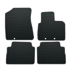 Kia Sorento 5 Seat (2012-2015) Rubber Mats