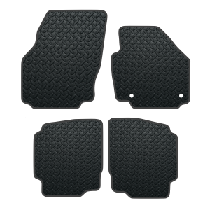 Ford Mondeo New Ford Clip (2012-2014) Rubber Mats