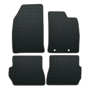 Ford Fusion With Driver Oem Hole Locations (2002-2012) Rubber Mats