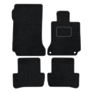 Mercedes C Class Manual (2007-2014) Carpet Mats