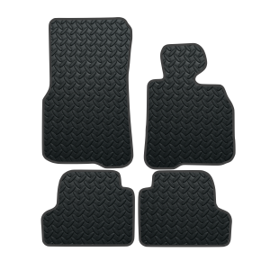 Bmw F32 4 Series Coupe (2013-Present) Rubber Mats