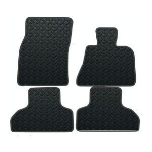 Bmw F15 X5 5 Seat (2013-Present) Rubber Mats