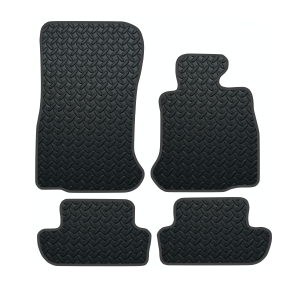 Bmw F12/F13 6 Series Coupe/Convertible (2012-2018) Rubber Mats