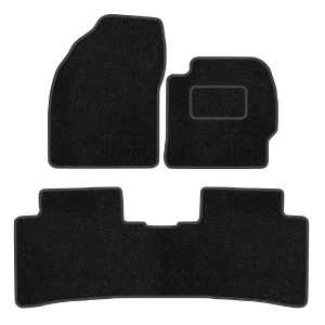 Toyota Prius 1 Pce Rear Section (2009-2012) Carpet Taxi Mats