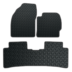 Toyota Prius 1 Pce Rear Section (2009-2012) Rubber Taxi Mats