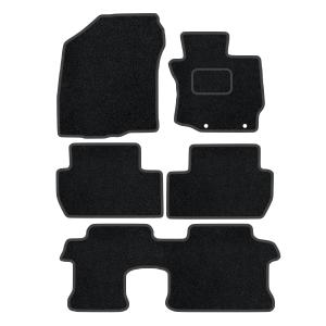 Mitsubishi Outlander 7 Seat Manual (2013-Present) Carpet Mats