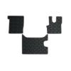Daf Xf 106 Manual (2014-Present) Rubber Truck Mats