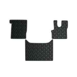 Daf Xf 106 Automatic (2014-Present) Rubber Truck Mats